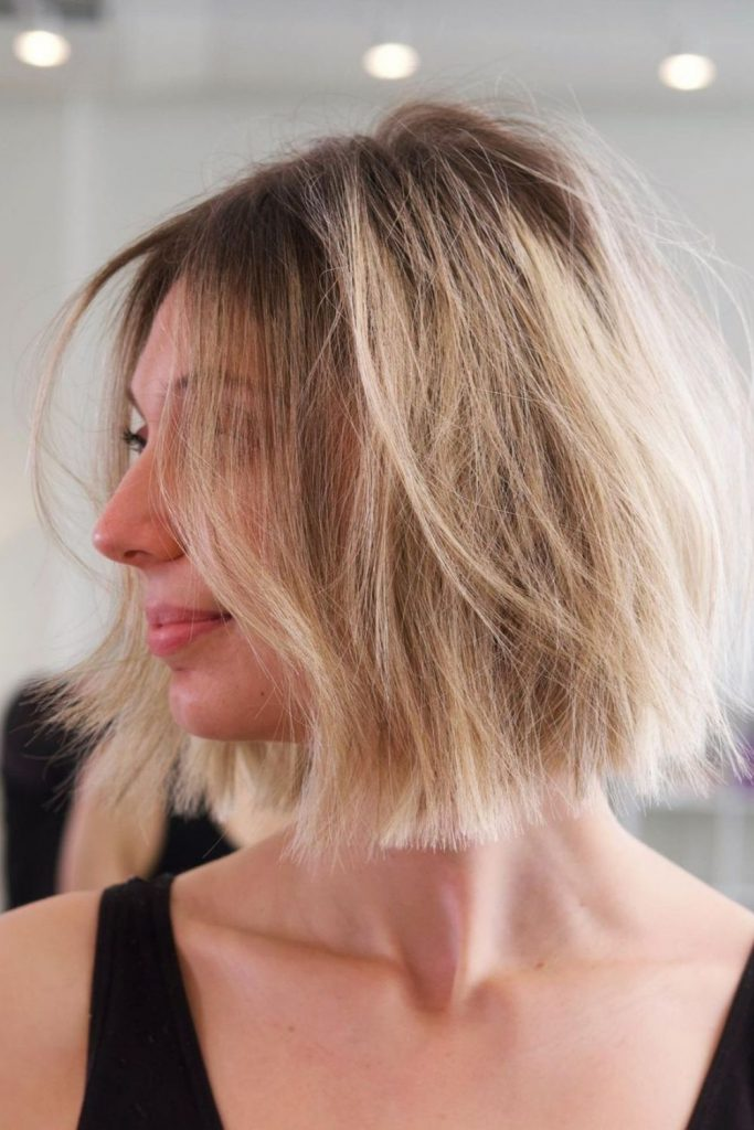 Best short haircut ideas for fine hair to try 2021!