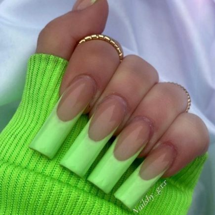 Nails With French Tips