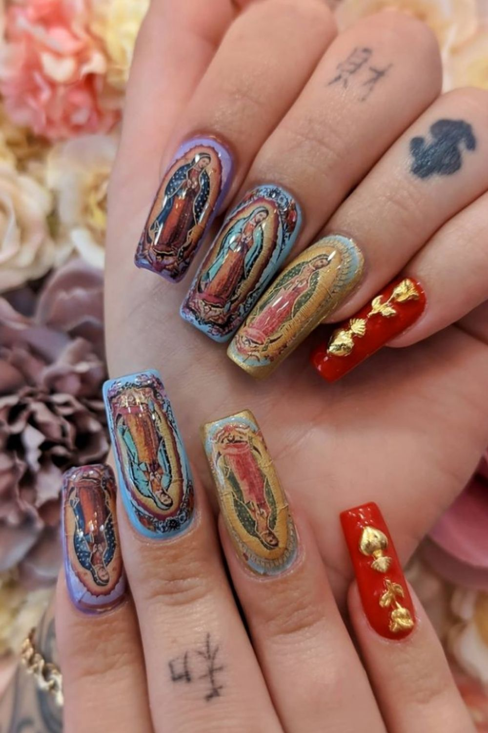 Ballerina acrylic nails | the ultimate guide nail ideas for your next manicure