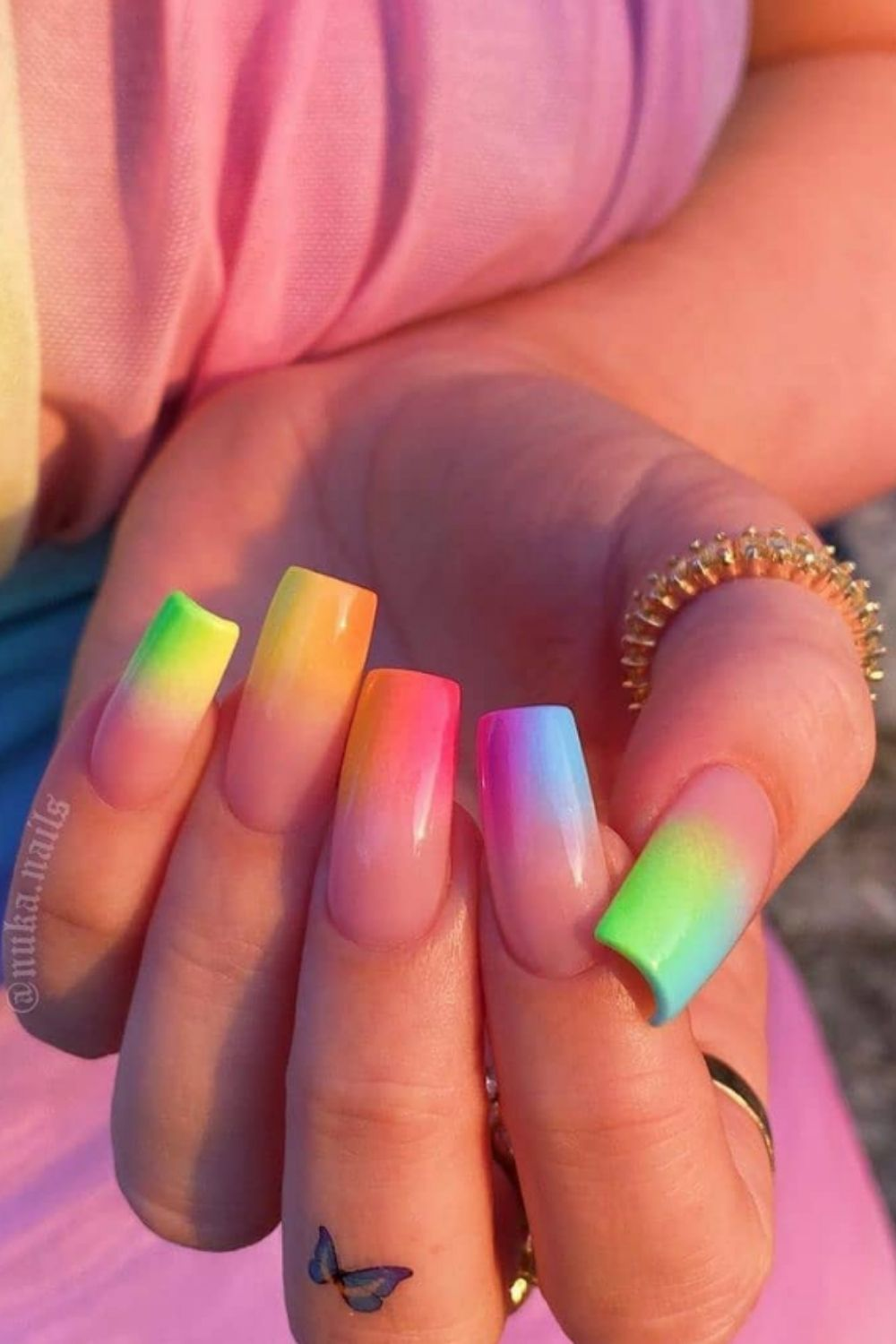 Short coffin nails | All the 2021 Nail Trends You'll Want to Wear ASAP
