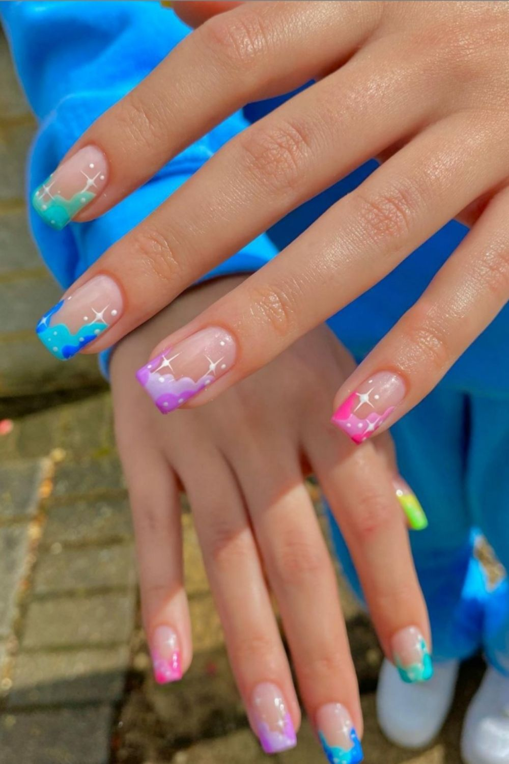 Cute Summer Nails: 40 Nail Designs For Summer Outfit!