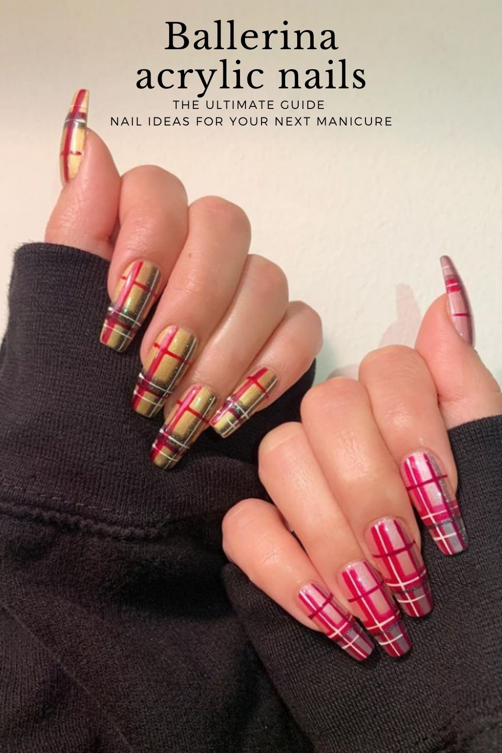 Ballerina acrylic nails   the ultimate guide nail ideas for your next manicure