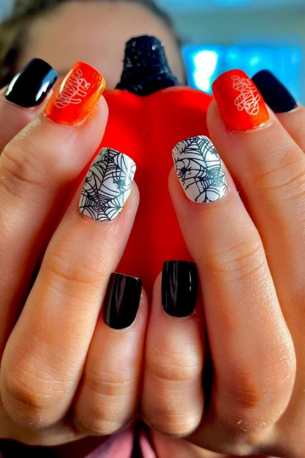 Halloween nails | the best fall nails ideas for spooky Halloween 2021