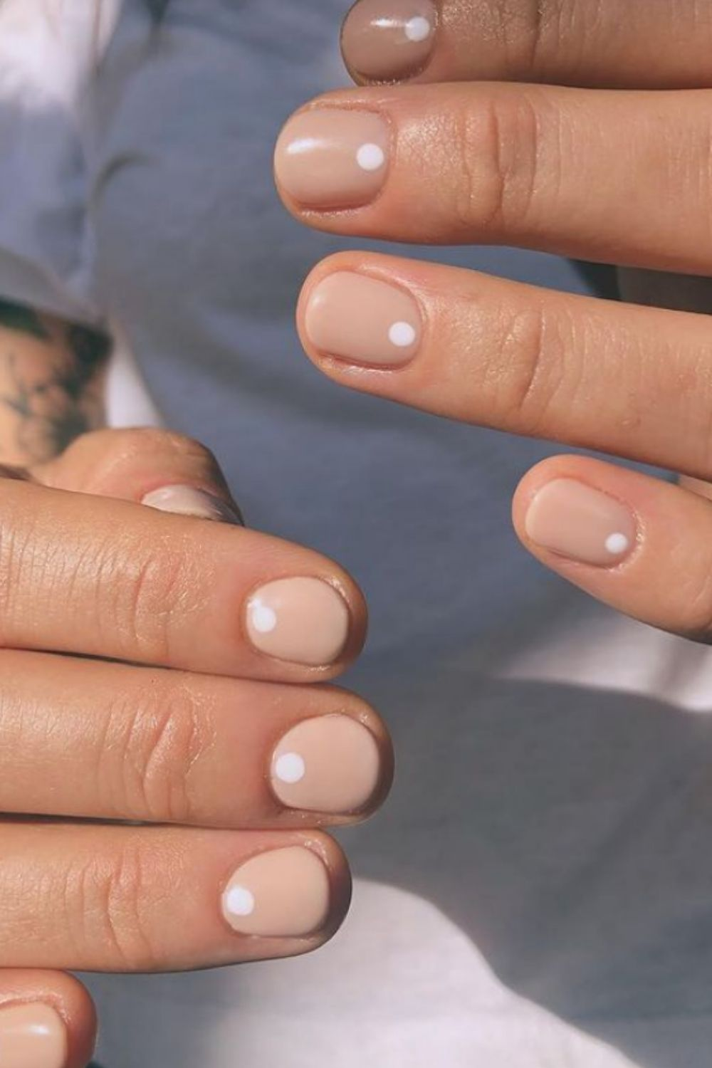 Nude nails | stunning natural nail designs you're going to want to try ASAP