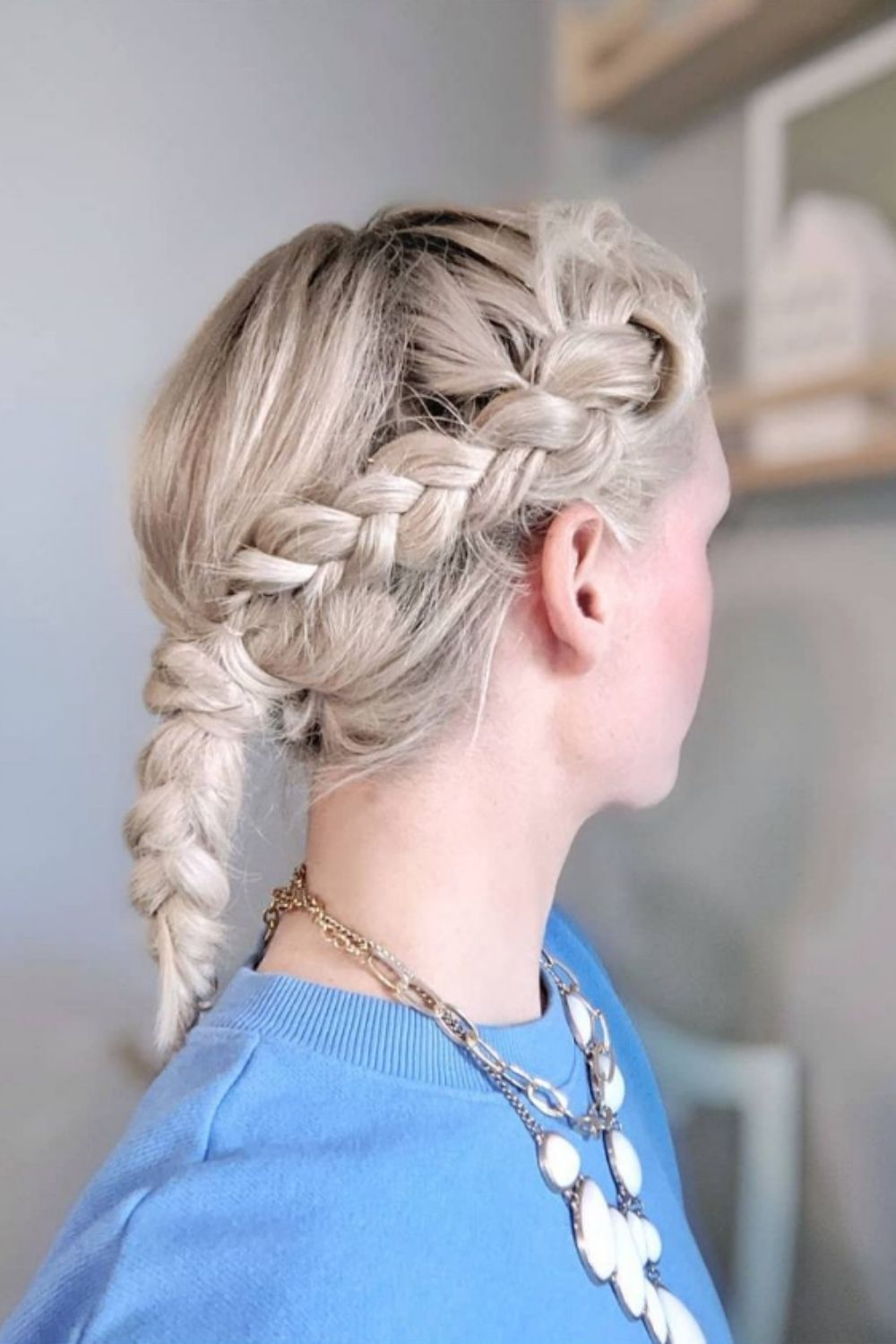 Side Braid Hairstyles | the best long hairstyle for prom or any occasion