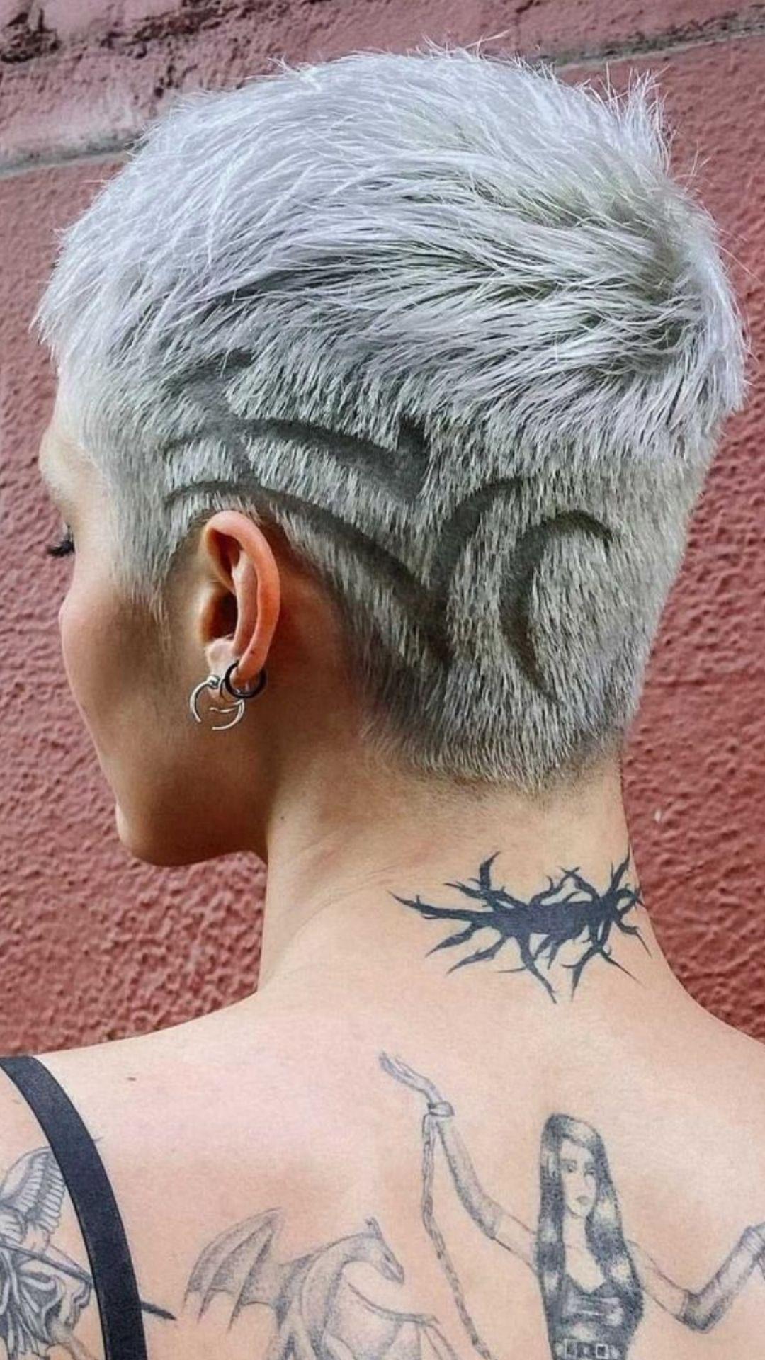 40 Best women short pixie hairstyles for fine hair 2021