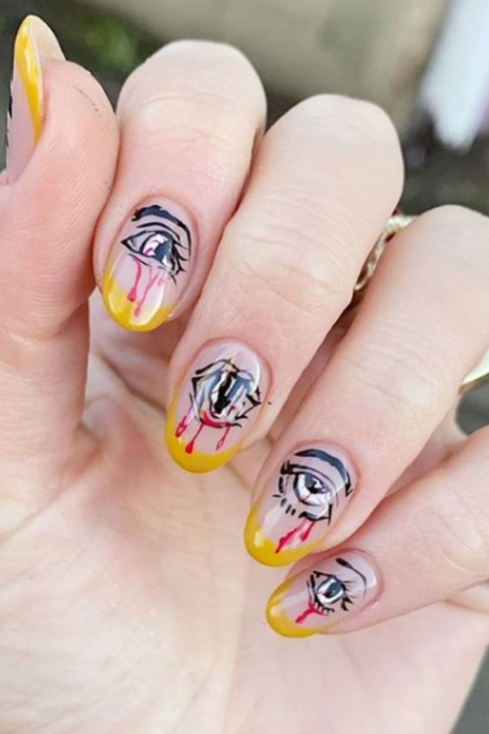 How Can We Style Halloween Nail?