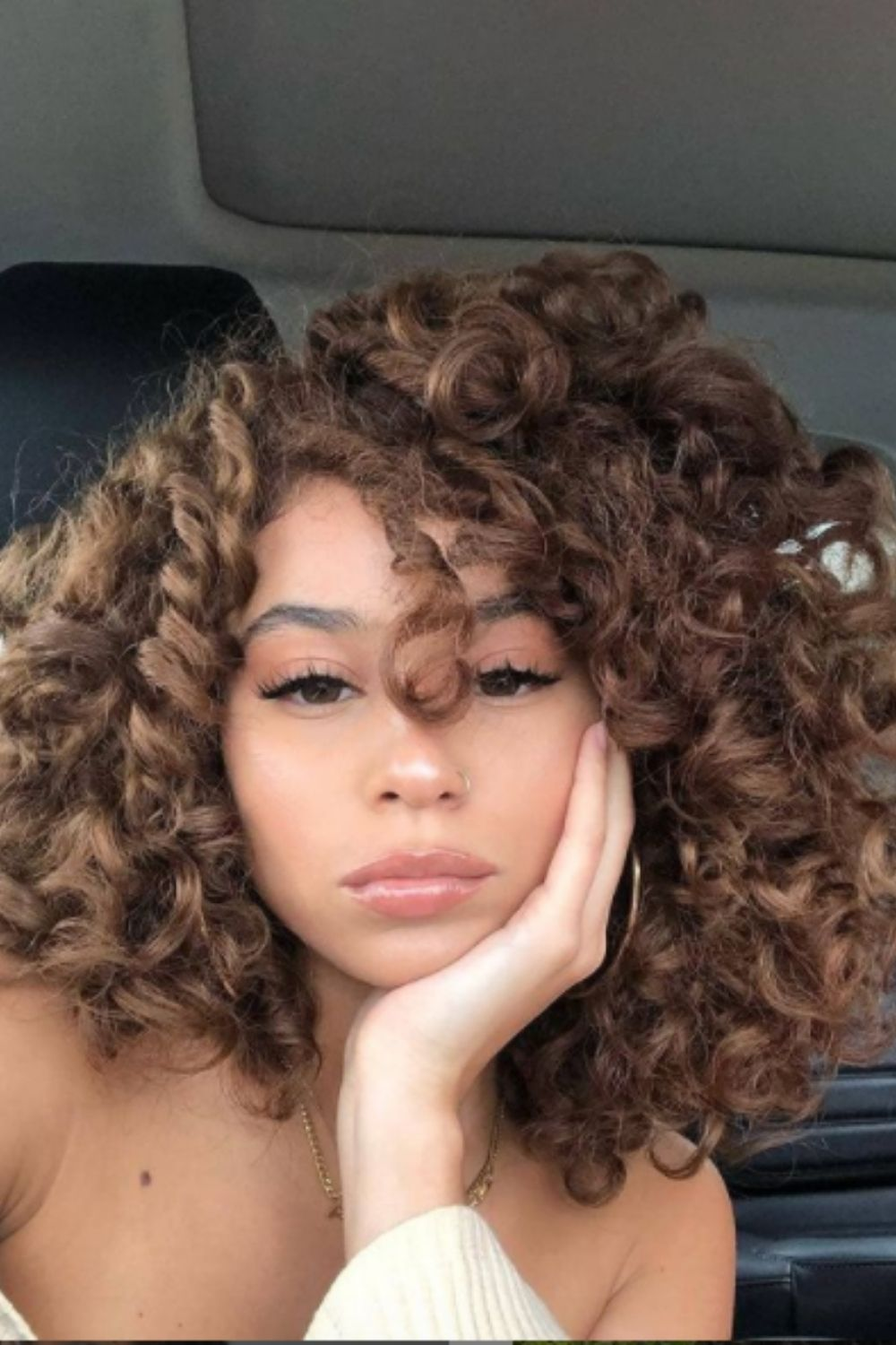 What Hairstyles Go With Short Curly Hairstyle?