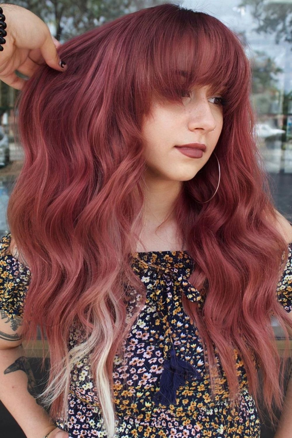 27 Best Fall hair color 2021 trends ideas you'll not miss !
