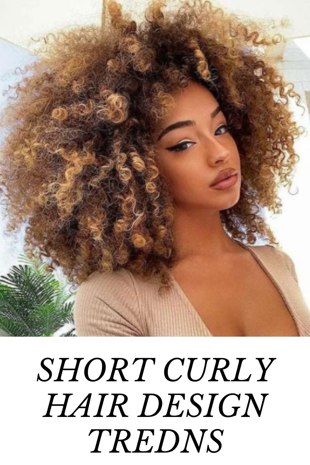Benefits Of Curly Short Hair