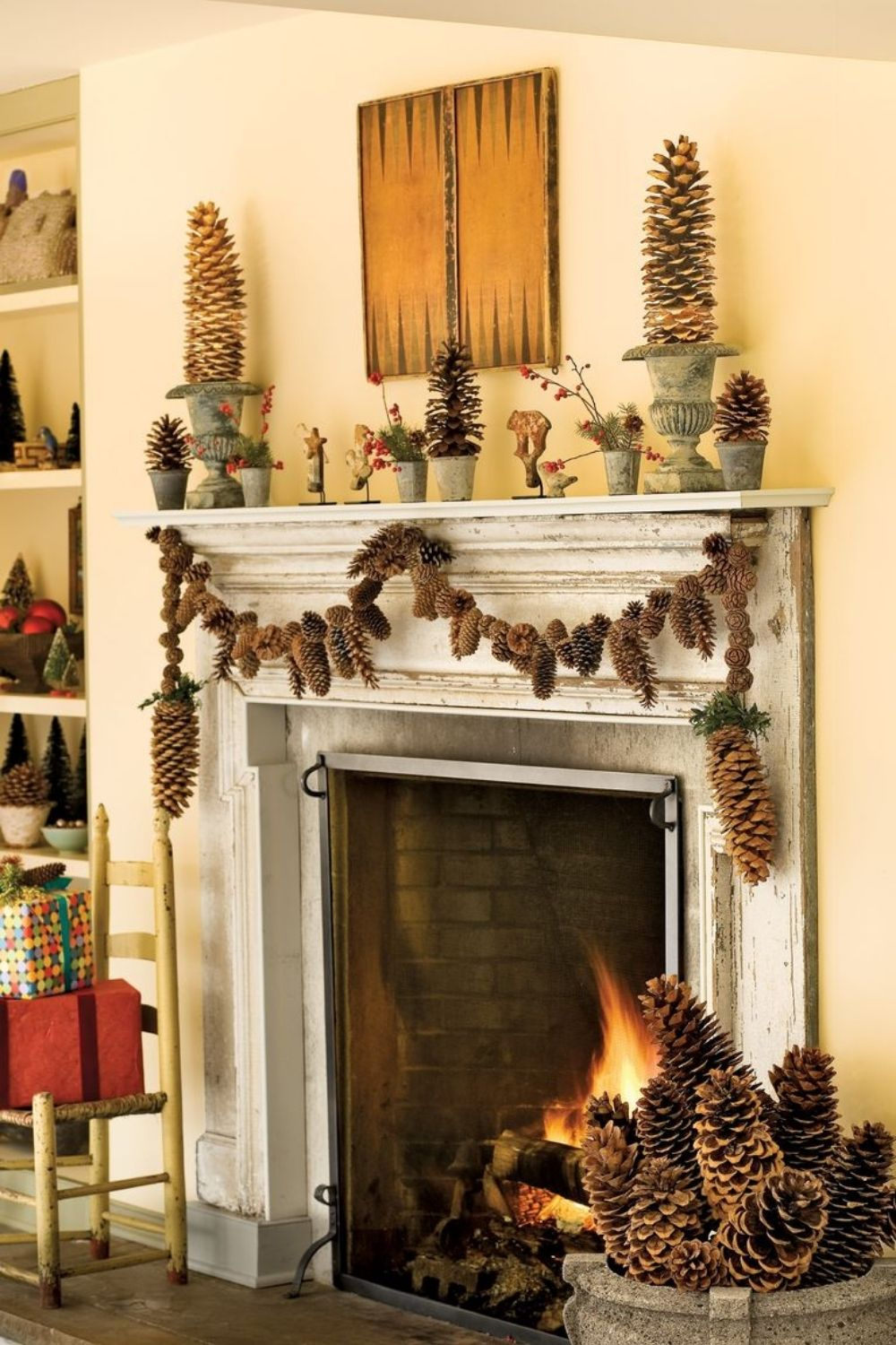 33 Great Christmas garlands ideas for 2021 to decorate your House