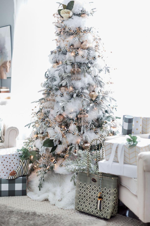 35 Awesome Christmas Tree Decoration Ideas 2021